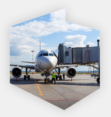 Maszyny do obsługi naziemnej lotnisk