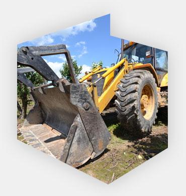 Maszyny do robót ziemnych i drogowych