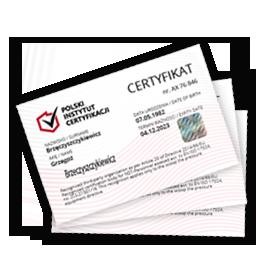 Nadzór nad zgodnością z programem certyfikacji